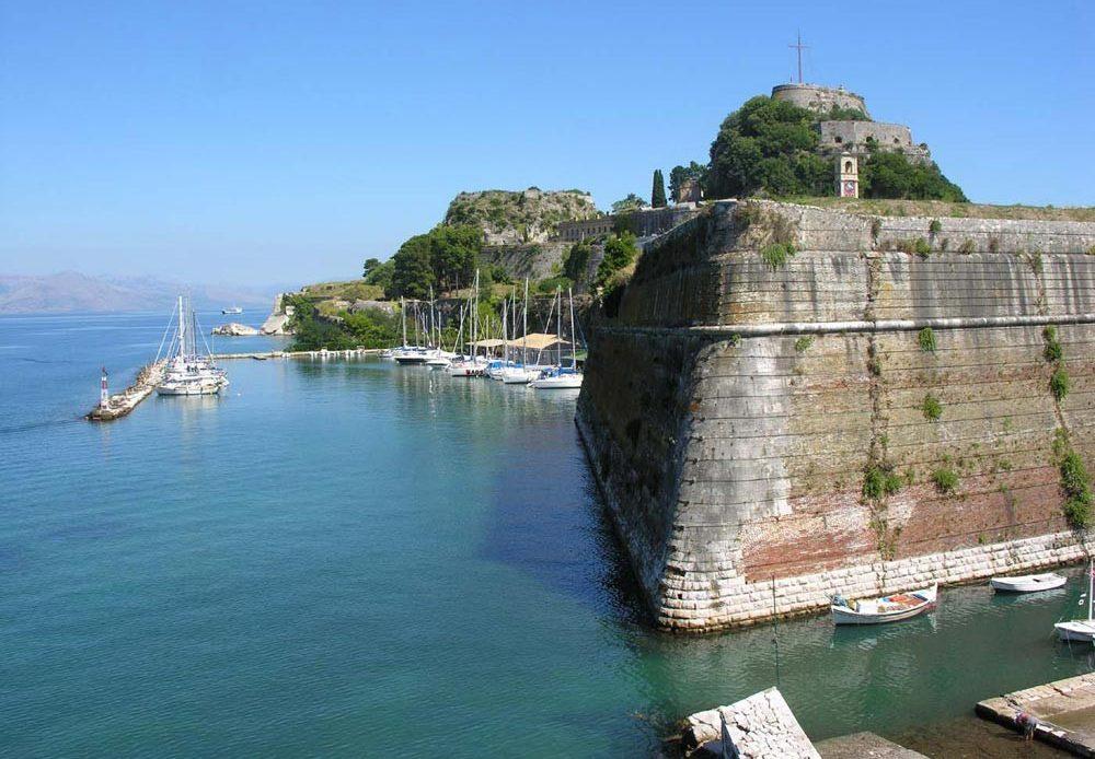 venetian-fortress-corfu-holidays-iliada-beach-hotel